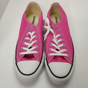 Converse Shoes - Converse All Stars Ox Pink Paper Size 11.5 NWOT